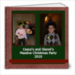 cesco and gianni massive christmas party - 8x8 Photo Book (20 pages)