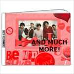 1 D - 7x5 Photo Book (20 pages)