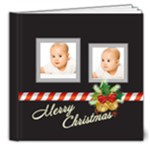 xmas - 8x8 Deluxe Photo Book (20 pages)