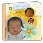 Josie s 1st Month - 8x8 Deluxe Photo Book (20 pages)
