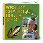 bulls - 8x8 Photo Book (20 pages)