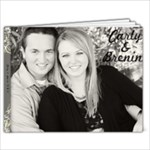 Carly and Brenin - 11 x 8.5 Photo Book(20 pages)