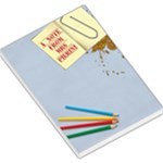 mrs pierini - Large Memo Pads