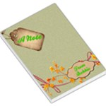 a note from Debbie - Large Memo Pads