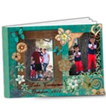 Cachuma Lake Photo Book - 9x7 Deluxe Photo Book (20 pages)