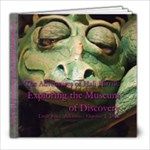 Museum of Discovery 8x8 book - 8x8 Photo Book (20 pages)