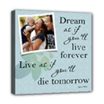 Dream 8x8  Stretched Canvas - Mini Canvas 8  x 8  (Stretched)