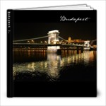 Budapest1 - 8x8 Photo Book (20 pages)