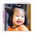 my sweet yoyo - 6x6 Photo Book (20 pages)