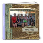 PPG 2012 - 8x8 Photo Book (20 pages)