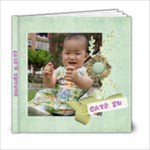 Cate - 6x6 Photo Book (20 pages)