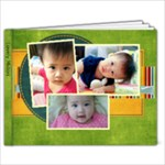 LovelyMidori - 7x5 Photo Book (20 pages)