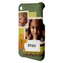 Apple iPhone 3G/3GS Hardshell Case Back/Left