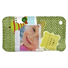 Apple iPhone 3G/3GS Hardshell Case Horizontal