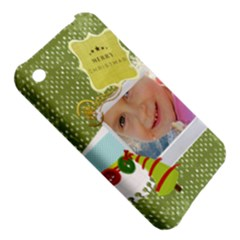 Apple iPhone 3G/3GS Hardshell Case Left 45