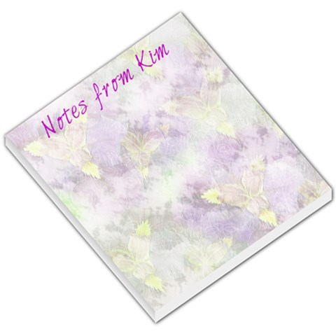 Notes   Ashley By Crystal Teed   Small Memo Pads   Tmpw6amelyjk   Www Artscow Com