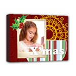 xmas - Deluxe Canvas 16  x 12  (Stretched)