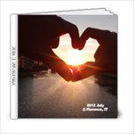 K - 6x6 Photo Book (20 pages)