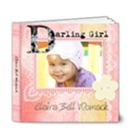 Claira Bell - 6x6 Deluxe Photo Book (20 pages)