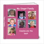 Taya s Book - 6x6 Photo Book (20 pages)