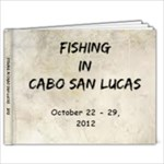 Cabo 10-2012 - 9x7 Photo Book (20 pages)