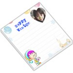 Happy Winter - Small Memo Pads