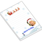 Christmas - Large Memo Pads