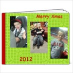 Stacia/Zach Xmas - 9x7 Photo Book (20 pages)