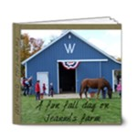 Horses 2012 - 6x6 Deluxe Photo Book (20 pages)