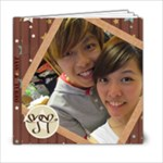 life - 6x6 Photo Book (20 pages)