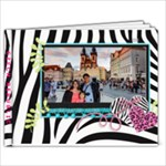 PRAHA - 7x5 Photo Book (20 pages)