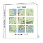 Interrail - 6x6 Photo Book (20 pages)