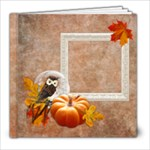 Fall Splendor sample 8x8 - 8x8 Photo Book (20 pages)