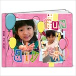 11031 - 7x5 Photo Book (20 pages)
