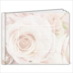 Precious Petals 9X7 Book - 9x7 Photo Book (20 pages)