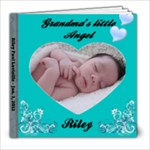 Riley - 8x8 Photo Book (20 pages)
