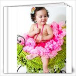 julie simples - 12x12 Photo Book (20 pages)