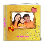 Ari 1 year old - 6x6 Photo Book (20 pages)