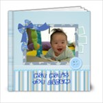 kitkit - 6x6 Photo Book (20 pages)