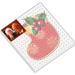 Merry Christmas Small Memo - Small Memo Pads