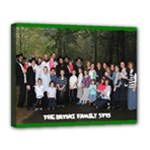 Family Canvas - Canvas 14  x 11  (Stretched)