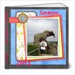 Сардиния - 8x8 Photo Book (60 pages)