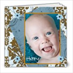 HENRY - 8x8 Photo Book (20 pages)