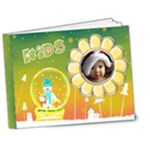 Christmas - Kid/ Baby(7*5) - 7x5 Deluxe Photo Book (20 pages)