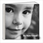 Ava Marie Gewand - 8x8 Photo Book (20 pages)