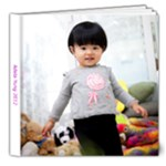 Adela Yung - 8x8 Deluxe Photo Book (20 pages)