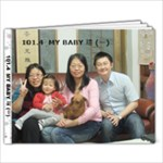 101.4 MY BABY 瑄 (一) - 7x5 Photo Book (20 pages)