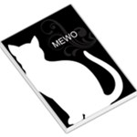 cat - Large Memo Pads