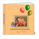 q1 - 6x6 Photo Book (20 pages)