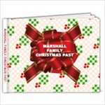 marshall christmas past - 7x5 Photo Book (20 pages)